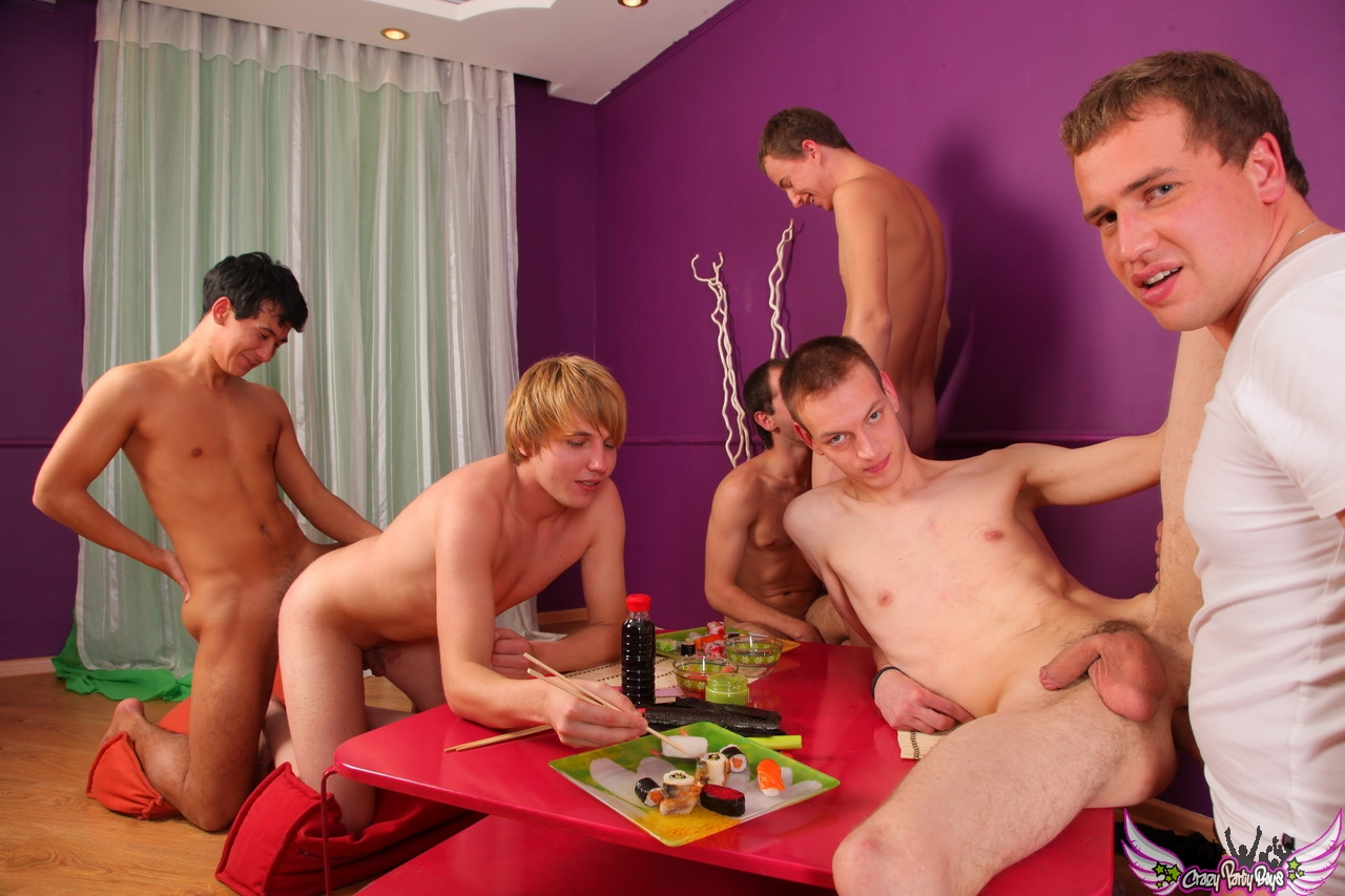 Teen straight guys group masturbation movie 8