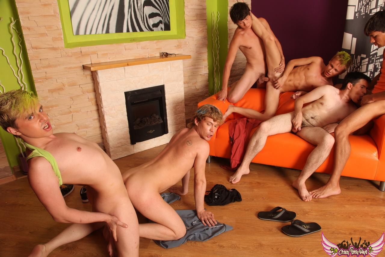 mykonos gay party
