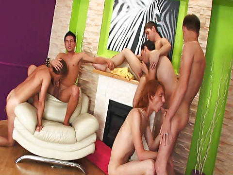 group gay sex at beach with married men