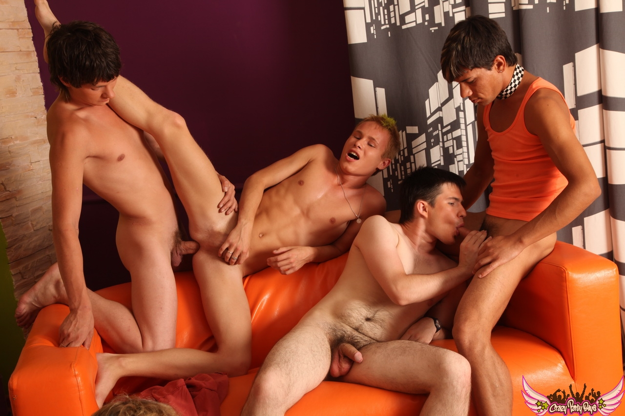 group orgy fuck party