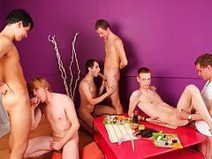 gay group nude