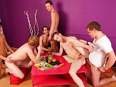 gay men having group sex